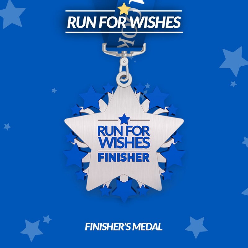 01 Run For Wishes Medal BIG 02