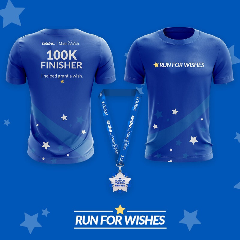 Run for Wishes 2018 Premium_Set