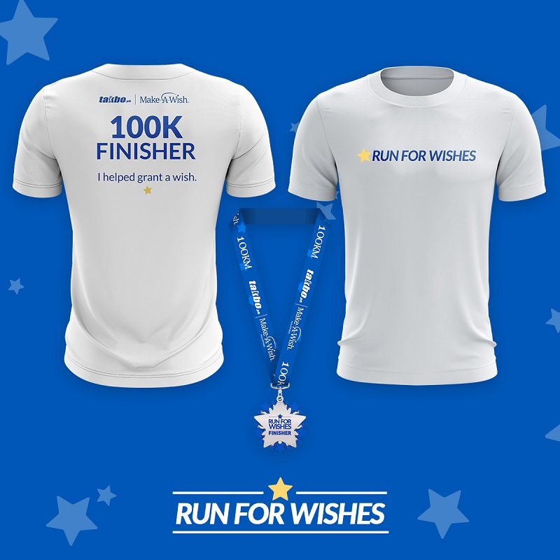 Run for Wishes 2018 Standard_Set