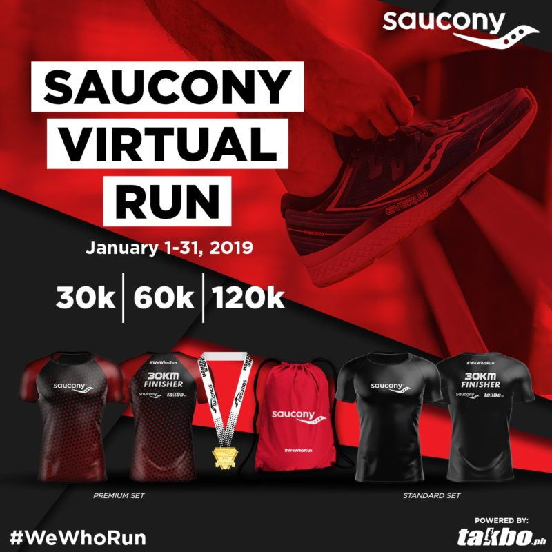 Saucony VR 2019 Poster