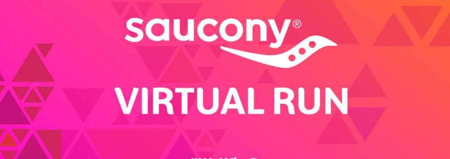 Saucony Virtual Run 2019 Header Website
