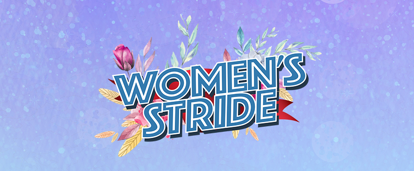 Womens Stride Header