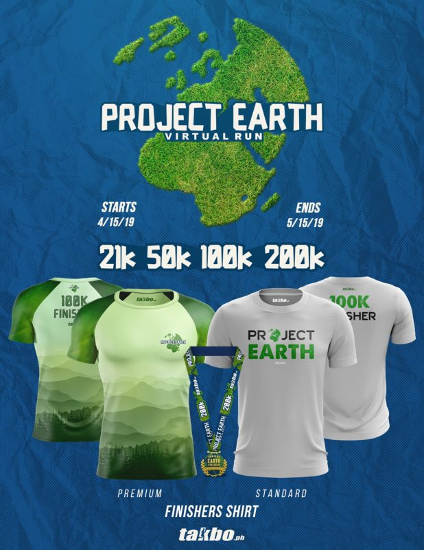 Project Earth 2019 - Poster