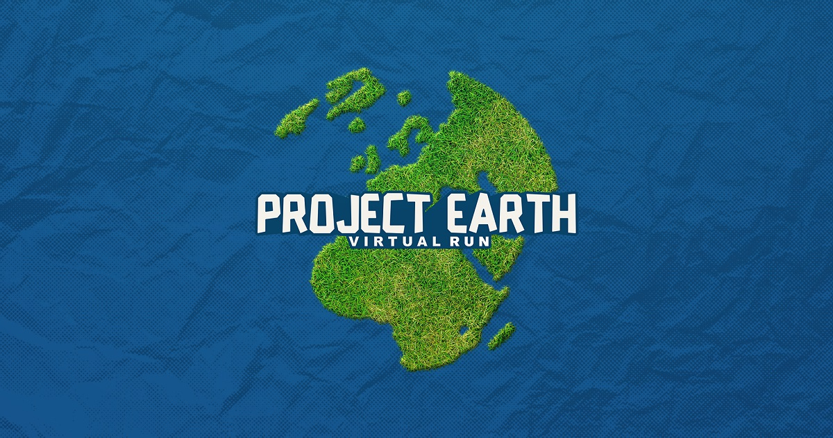 Project Earth 2019 Race Cover