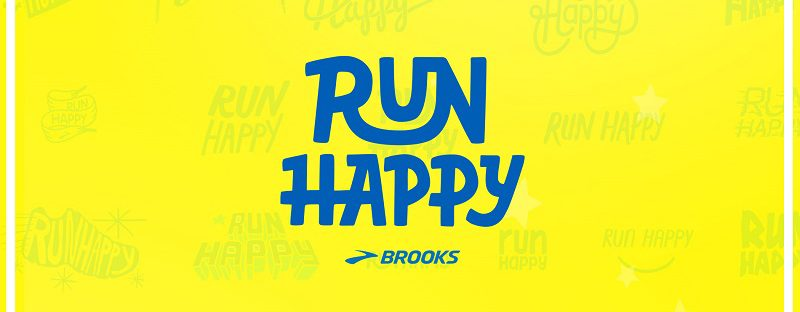Brooks Run Happy Race_Cover