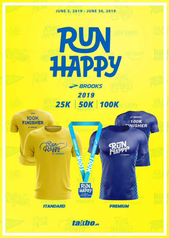 Brooks Run_Happy_2019 Poster R3