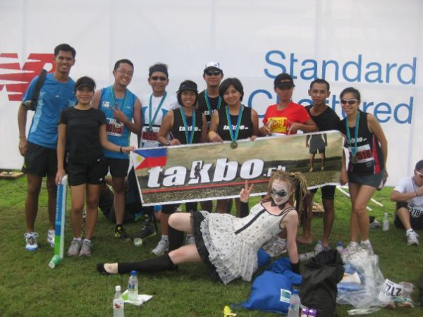 StandardChartered Singapore Marathon PH Team