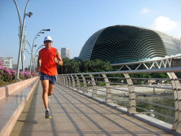 seven tips on how to run faster