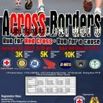 Across Borders: Run for Red Cross, Run for a Cause 3/5/10K (Laguna)