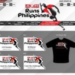 AXN Runs Philippines 3/5/10/21K (Ortigas)