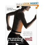Book Review:  Running Well