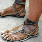 huaraches barefoot ted
