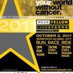 Livestrong Day 2011 3/5/10K (BGC)