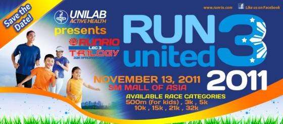 Unilab Run United 3