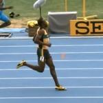 Video:  Watch Usain Bolt's Forefoot Strides
