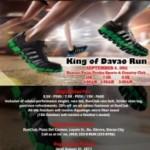 adidas King of Davao Run 2011 Results