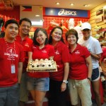Happy First Year Anniversary to A Runner's Circle Manila