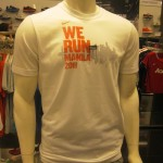 NIke We Run Manila Cotton Tee