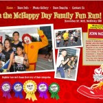 Mcdo Fun Run 2011