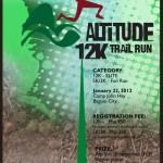 Altitude 12K Trail Run