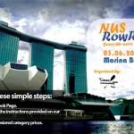 NUS RowRunRace 2012 (Singapore)