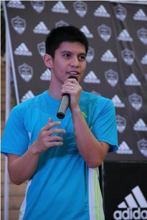 Jason Gervasio adidas Philippines