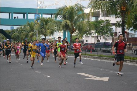 aNR Individual 5K runners