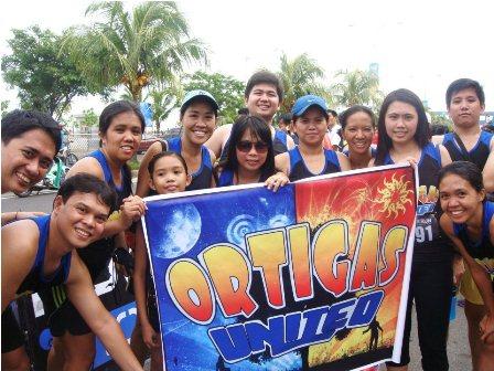 aNR Ortigas United
