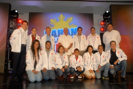 Filipino Olympians 2012