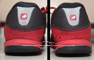 Misalignment 1 - Compressed Midsoles