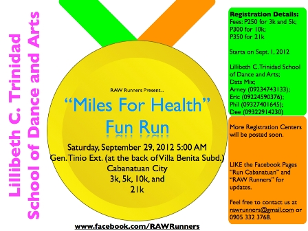 Miles for Health