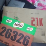 I am running another Milo Marathon in Bacolod