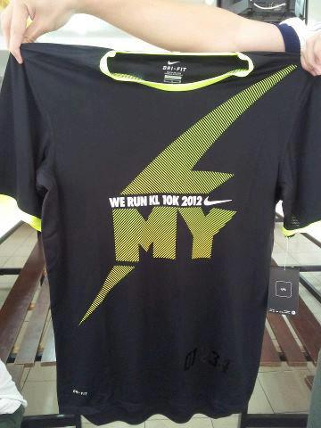 Nike We Run KL 2012