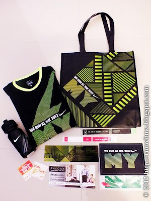 Nike We Run KL Race Kit