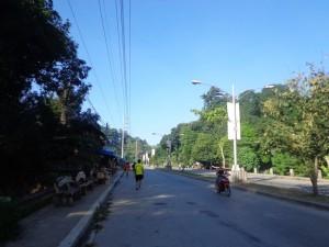 20 - PryceGas Marathon Return Route