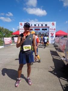 27 - PryceGas Marathon Finish Line
