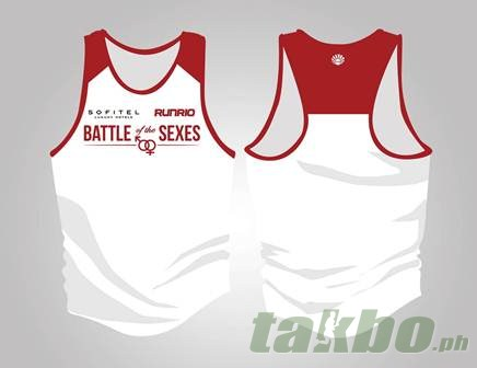 Runrio Battle of the Sexes Singlet