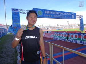 Borneo Marathon 2012