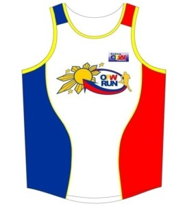 OFW Run 2013 Singlet Design