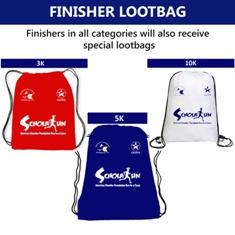 AmCham ScholaRUN 2013 Lootbag