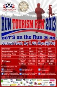 Run Tourism Run 2013