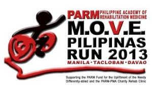 PARM M.O.V.E. Pilipinas Run 2013