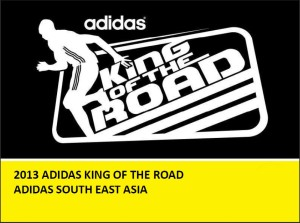 Adidas KOTR 2013 Philippines