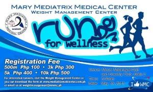 Run for Wellness 2013