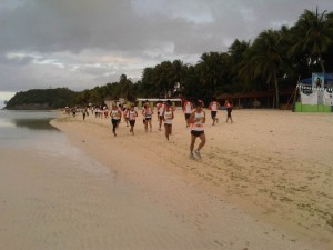 Skyathon Boracay - Beach Run 2