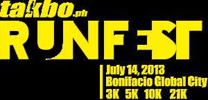 Runfest Logo