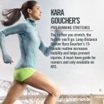 Kara Goucher Pro Running Stretches