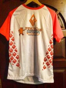 CDO PryceGas Marathon 2013 Finisher Shirt