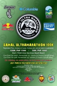 Samal Ultramarathon 2013