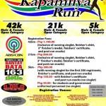 1st Iloilo Kapamilya Marathon 2013